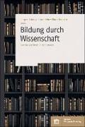 Cover-Bild zu Schlaeger, Jürgen: Bildung durch Wissenschaft