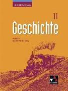 Cover-Bild zu Buchners Kolleg Geschichte Baden-Württemberg 11 - 2021 von Herrmann, Volker