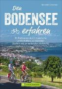 Cover-Bild zu Den Bodensee erfahren von Grimmler, Benedikt