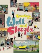 Cover-Bild zu Sundays with Walt and Skeezix von King, Frank