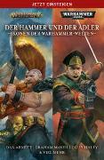 Cover-Bild zu Der Hammer und der Adler von Abnett, Dan