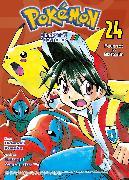 Cover-Bild zu Kusaka, Hidenori: Pokémon - Die ersten Abenteuer: Feuerrot und Blattgrün, Band 24 (eBook)