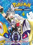 Cover-Bild zu Kusaka, Hidenori: Pokémon - Sonne und Mond, Band 4 (eBook)