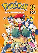 Cover-Bild zu Kusaka, Hidenori: Pokémon - Die ersten Abenteuer: Diamant und Perl, Band 32 (eBook)