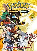 Cover-Bild zu Kusaka, Hidenori: Pokémon sonne und Mond, Band 6 (eBook)