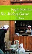Cover-Bild zu Die Midaq-Gasse von Machfus, Nagib