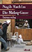 Cover-Bild zu Die Midaq-Gasse (eBook) von Machfus, Nagib