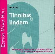 Cover-Bild zu Tinnitus lindern von Holl, Maria