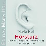 Cover-Bild zu Hörsturz von Holl, Maria