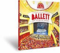 Cover-Bild zu Ballett von Scharmacher-Schreiber, Kristina