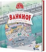 Cover-Bild zu Bahnhof von Scharmacher-Schreiber, Kristina