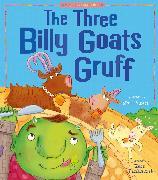 Cover-Bild zu The Three Billy Goats Gruff von Tiger Tales