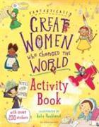 Cover-Bild zu Fantastically Great Women Who Changed the World Activity Book von Pankhurst, Kate