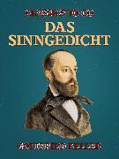 Cover-Bild zu Keller, Gottfried: Das Sinngedicht (eBook)