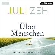 Cover-Bild zu Über Menschen (Audio Download) von Zeh, Juli