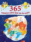 Cover-Bild zu Annel, Ingrid: 365 cuentos para leer en la cama (eBook)