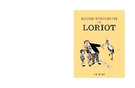 Cover-Bild zu Kinderfreuden mit Loriot von Loriot