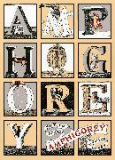 Cover-Bild zu Amphigorey von Gorey, Edward