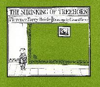 Cover-Bild zu The Shrinking of Treehorn von Heide, Florence Parry