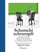 Cover-Bild zu Schorschi schrumpft von Gorey, Edward