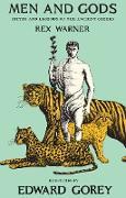 Cover-Bild zu Men and Gods von Warner, Rex