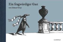 Cover-Bild zu Ein fragwürdiger Gast von Gorey, Edward