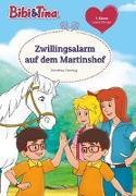 Cover-Bild zu Flechsig, Dorothea: Bibi und Tina: Zwillingsalarm auf dem Martinshof