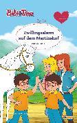Cover-Bild zu Flechsig, Dorothea: Bibi & Tina - Zwillingsalarm auf dem Martinshof (eBook)