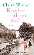 Cover-Bild zu Winter, Claire: Kinder ihrer Zeit (eBook)
