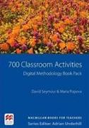 Cover-Bild zu Seymour, David: 700 Classroom Activities New Edition Digital Methodology Book Pack
