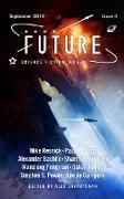 Cover-Bild zu Shvartsman, Alex: Future Science Fiction Digest Issue 4 (eBook)