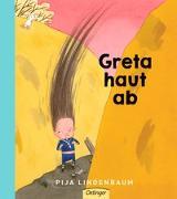 Cover-Bild zu Lindenbaum, Pija: Greta haut ab