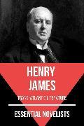 Cover-Bild zu James, Henry: Essential Novelists - Henry James (eBook)