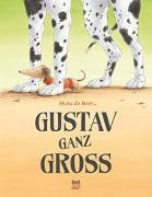 Cover-Bild zu Gustav ganz groß von de Beer, Hans