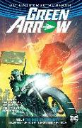 Cover-Bild zu Percy, Benjamin: Green Arrow Vol. 4: The Rise of Star City (Rebirth)