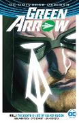 Cover-Bild zu Percy, Benjamin: Green Arrow Vol. 1: The Death and Life Of Oliver Queen (Rebirth)