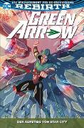 Cover-Bild zu Percy, Benjamin: Green Arrow Megaband
