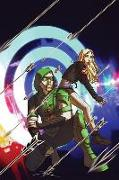 Cover-Bild zu Percy, Benjamin: GREEN ARROW VOL. 3: EMERALD OUTLAW (Rebirth)