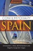 Cover-Bild zu Contemporary Spain (eBook) von Ross, Christopher