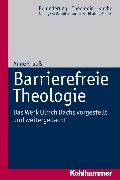 Cover-Bild zu Krauß, Anne: Barrierefreie Theologie (eBook)