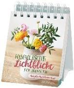 Cover-Bild zu Himmlische Lichtblicke für jeden Tag von Rosenbaum, Margitta (Hrsg.)