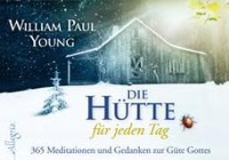 Cover-Bild zu DIE HÜTTE für jeden Tag - Aufsteller von Young, William Paul