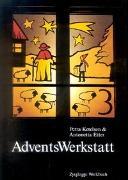 Cover-Bild zu AdventsWerkstatt von Ketelsen, Petra
