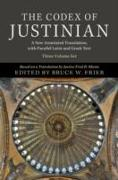 Cover-Bild zu The Codex of Justinian 3 Volume Hardback Set: A New Annotated Translation, with Parallel Latin and Greek Text