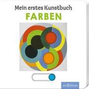 Cover-Bild zu Mein erstes Kunstbuch - Farben