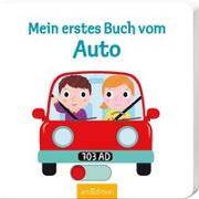 Cover-Bild zu Mein erstes Buch vom Auto von Choux, Nathalie (Illustr.)