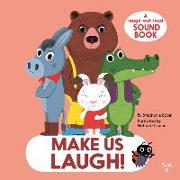 Cover-Bild zu Make Us Laugh! von Babin, Stephanie