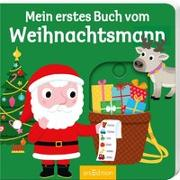 Cover-Bild zu Mein erstes Buch vom Weihnachtsmann von Choux, Nathalie (Illustr.)