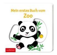 Cover-Bild zu Mein erstes Buch vom Zoo von Choux, Nathalie (Illustr.)