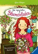 Cover-Bild zu Mayer, Gina: Der magische Blumenladen, Band 5: Die verzauberte Hochzeit